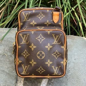 💯 Authentic Louis Vuitton Mini Amazone ❤️ NICE ❤️